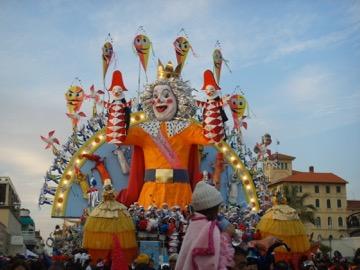 Promozioni Hotel Carnevale di Viareggio